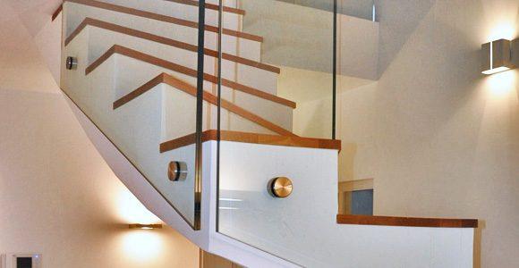 Geländer und Brüstungen aus Glas Köln