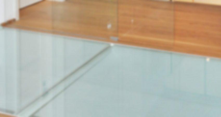 Fußboden aus Glas Köln